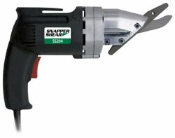 """Pactool Ss204 Snapper Shear For Cutting Up To 5/16"""" Fiber Cement Siding, 4.8 Amp"""