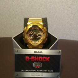 Casio Violette Collaboration G-shock All Gold Limited