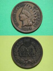 1894 Indian Head Cent Penny Exact Coin Shown Fast Flat Rate Shipping Oce 125