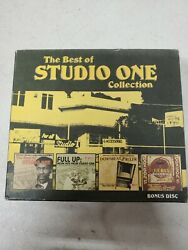 Various Artists - The Best Of Studio One Collection - Various Artists Cd T4vg