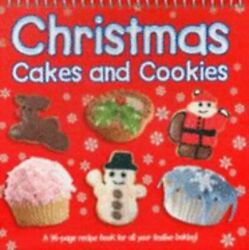 Christmas Cakes And Cookies By Nat Lambert New