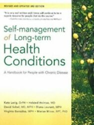 Self-management Of Long-term Health Conditions A Handbook For People With Used
