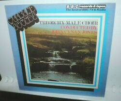 Treorchy Male Choir, Weekend Sounds, Lp Record, Near Mint, Bbc Records Rec 319