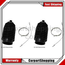 2 Beck/arnley Rack And Pinion Bellows Kit Front For Toyota Previa