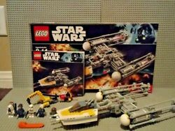 Lego 75172 Star Wars Y-wing Starfighter 100 Complete With Instructions And Box