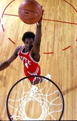 David Thompson 1973 Nc State Ncaa 35mm Color Negative From Si Cover Photo Shoot