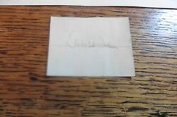 Sir John Lawrence Viceroy Of India Indian Mutiny Portrait And Original Signature