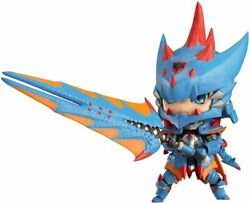 Monster Hunter Try Nendoroid Fencer Lagia Edition Non-scale Abs Pvc Painted