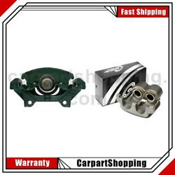2 Centric Parts Disc Brake Caliper Front Left Front Right For Fiat 500