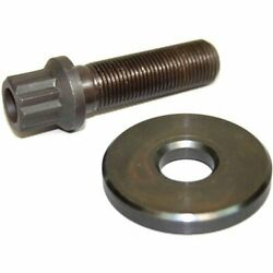 Prw 1042351 Harmonic Damper Bolt With Washer Ford 351c 12-point Head 5/8 Wrenchi