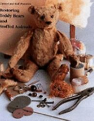 Restoring Teddy Bears And Stuffed Animals By Christel Pistorius New