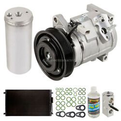 For Chrysler Town And Country Oem Ac Compressor W/ Condenser Drier Dac