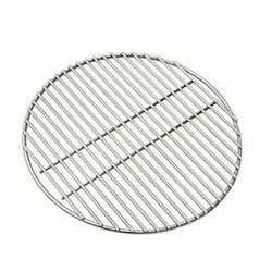 Onlyfire Stainless Steel High Heat Charcoal Fire Grate For X Large Big Green Egg