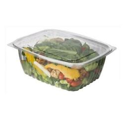Eco-products - Ep-rc64 - 64 Oz Pla Rectangular Deli Containers With Lid
