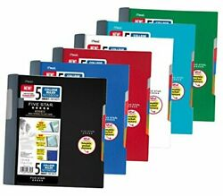 Advance Spiral Notebook-standard Size, 5 Subject, College Ruled, 8.5 X 11