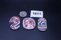Kenworth Fordite Pre-sanded Pieces -detroit Agate - Fordite Frenzy