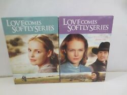 Love Comes Softly Series Volume 1 And 2 Dvd Set - Lot Of 6 Dvds