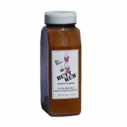 Bad Byron's Butt Rub Barbecue Seasoning 26oz Endorsed By Barbeque Champions