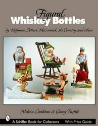 Figural Whiskey Bottles By Hoffman, Potters, Mccormick, Ski Country And More