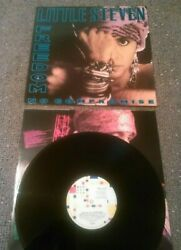 Little Steven - Freedom No Compromise And039 Not For Sale And039 Lp + Inner Uk 1st Emi
