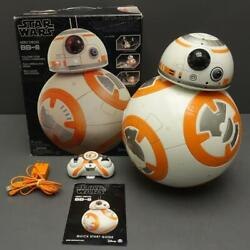 Star Wars Hero Droid Bb-8 Fully Interactive Droid Complete Parts Only