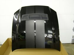 Oem Ford 2010 2014 Mustang Shelby Gt500 Hood New Take-off 2011 2012 2013 Blk Nos