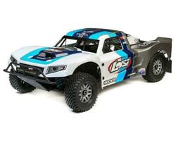 Losi 5ive-t 2.0 V2 1/5 Bind-n-drive 4wd Short Course Truck Grey/blue/white