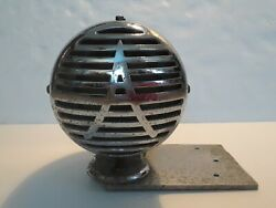 Andnbspvintage Federal Sign And Signal Corporation 12v Mechanical Siren Model 0andnbsp