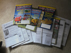 Vintage Lot Of 12 Farm Collector Magazines Complete Year 2016