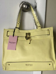 NWT JUICY COUTURE UNDER LOCK AND KEY SATCHEL CROSSBODY BAG $45.00