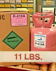 R410a Refrigerant 11 Lb. Can Best Value Fast Free Ship Sealed