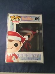 Funko Pop Elf On The Shelf 09 - Vaulted Christmas Holiday Character