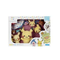 Pokemon Baby Toys Gift Set And Anpanman Toys Are Also Included In The Set F/s