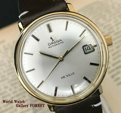 Secondhand Omega Devil Cal 565 Men's Watches One-piece Case Automatic Winding