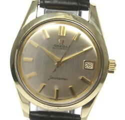 Omega Seamaster Cal.562 Antique Automatic Winding Mens Secondhand Ev05