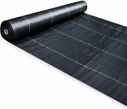 12x500ft Landscape Fabric Weed Control Ground Cover Garden Weed Barrier Mat