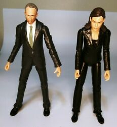 Alias Sydney And Arvin Lot Of 2 Figures