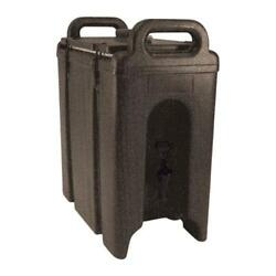 Cambro - 250lcd131 - 2 1/2 Gal Brown Camtainer® Hot/cold Beverage Carrier