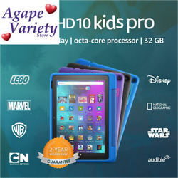 Introducing Fire Hd 10 Kids Pro Tablet, 10.1, 1080p Full Hd, Ages Black