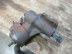 1973 Dodge Mopar Charger Power Steering Gear Box Assembly Working Part
