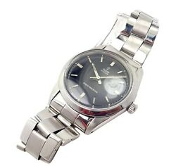 Authentic Vintage Rolex Tudor Stainless Steel Manual Oyster Rose Logo Watch
