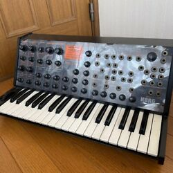 Korg Ms-20 Late Analog Synthesizer Vintage Very Rare Sipping Fedex Usde Japan