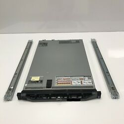 Dell Poweredge R630 2x Xeon E5-2630 V3 256gb Ram With No Hdds