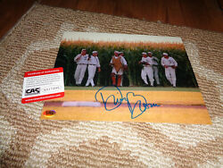 Dwier Brown Signed 8x10 Photo Field Of Dreams Movie Baseball Autograph Black Sox