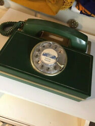 1976 Vintage Rotary Dial Telephone Western Electric From White House