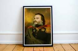 Jack Black Poster Wall Decor Home Birthday Gift 11x17in 16x24in