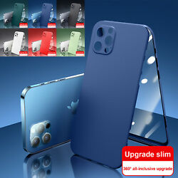 Case For Iphone 12 Pro Max 12 Pro 12 Shockproof 360anddeg Full Body Protective Cover