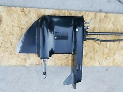 1987 Mercury Mariner Outboard 40 -45hp Lower Unit Gearcase 20 9539a79539a5