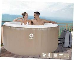 Inflatable Spa Hot Tub With 105 All-surrounding Air Jets Digital 3 Person