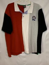 Mickey Limited Large 100 Cotton Menandrsquos Polo Classic Series Goofy